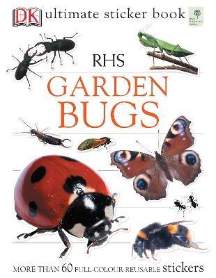 RHS Garden Bugs Ultimate Sticker Book -