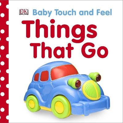 Baby Touch and Feel Things That Go - pr_318688