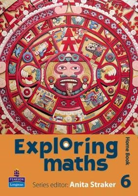 Exploring maths: Tier 6 Home book - pr_17598