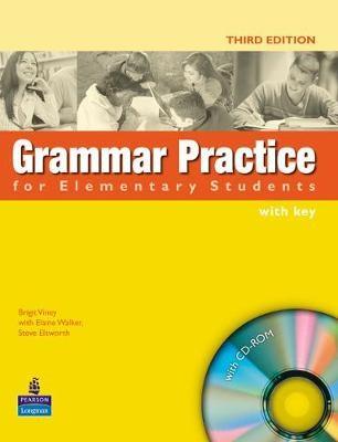 GRAMMAR PRACTICE ELEMENTARY    STBK WITH KEY        585294 - pr_17684