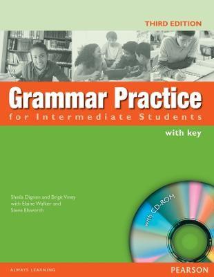 GRAMMAR PRACTICE INTERMED. N/E STBK WITH KEY        585298 - pr_17505