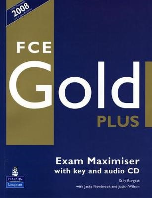 FCE Gold Plus Maximiser and CD and Key Pack - pr_20783