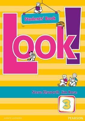 Look! 3 Students Book - pr_17479
