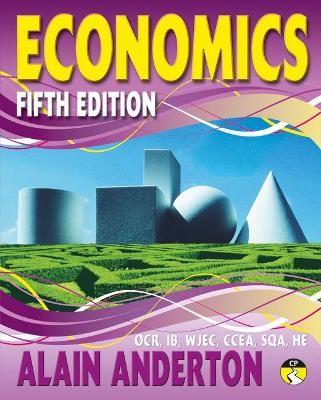 A Level Economics Student Book -