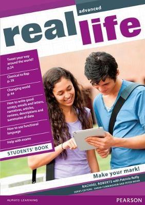 Real Life Global Advanced Students Book -
