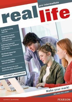 Real Life Global Pre-Intermediate Teacher's Handbook - pr_17643