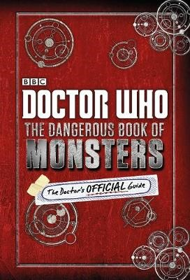 Doctor Who: The Dangerous Book of Monsters - pr_360139