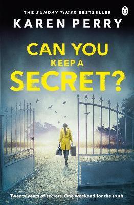 Can You Keep a Secret? -