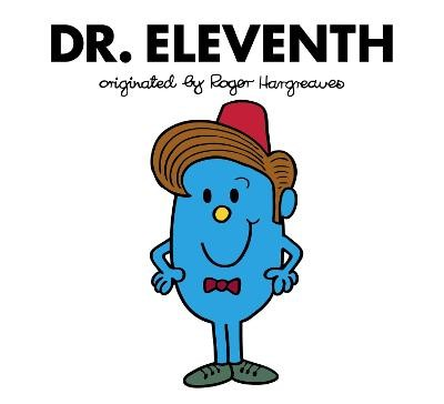 Doctor Who: Dr. Eleventh (Roger Hargreaves) -