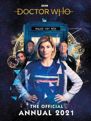 Doctor Who Annual 2021 - pr_1818268