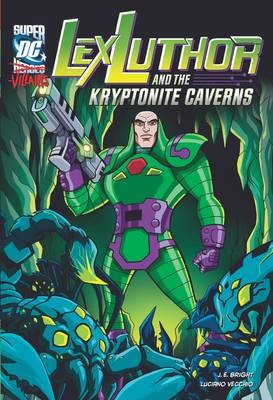 Lex Luthor and the Kryptonite Caverns - pr_19657