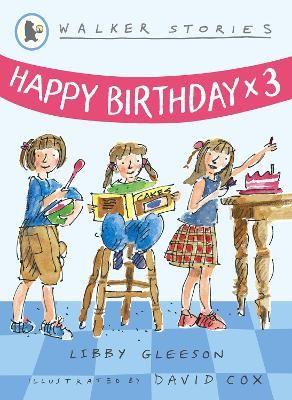 Happy Birthday x3 -