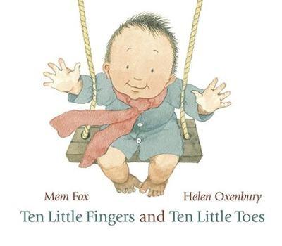 Ten Little Fingers and Ten Little Toes -