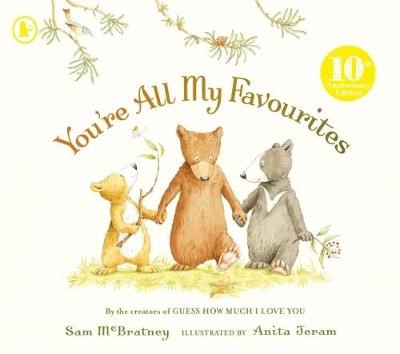 You're All My Favourites - pr_323901
