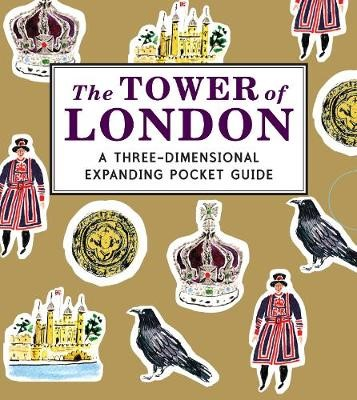The Tower of London: A Three-Dimensional Expanding Pocket Guide - pr_119476