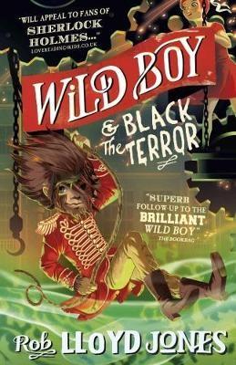 Wild Boy and the Black Terror - pr_1734686