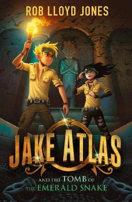 Jake Atlas and the Tomb of the Emerald Snake - pr_120020