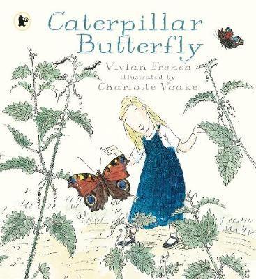 Caterpillar Butterfly - pr_119640