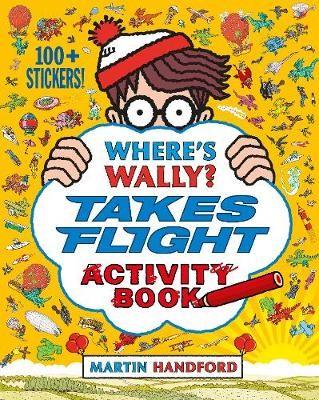 Where's Wally? Takes Flight - pr_121480