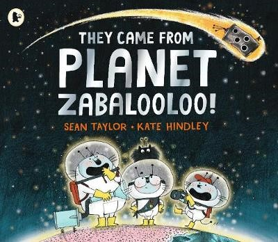 They Came from Planet Zabalooloo! -