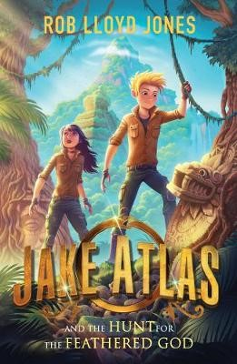 Jake Atlas and the Hunt for the Feathered God - pr_120949