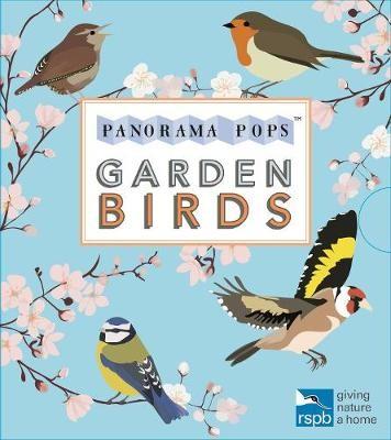 Garden Birds: Panorama Pops - pr_118568