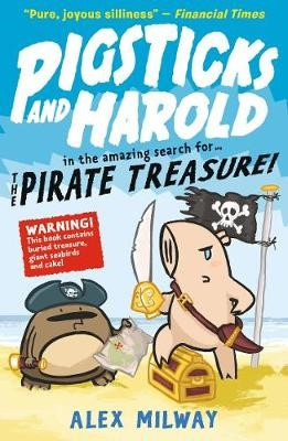Pigsticks and Harold and the Pirate Treasure - pr_120423
