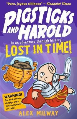 Pigsticks and Harold Lost in Time! - pr_118619