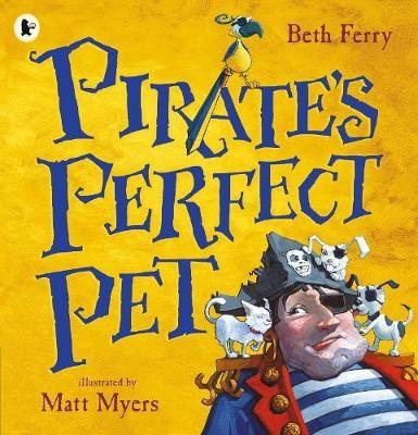 Pirate's Perfect Pet - pr_121301