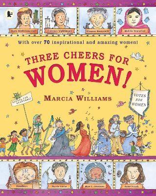 Three Cheers for Women! -