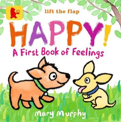 Happy!: A First Book of Feelings - pr_125085