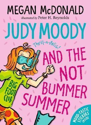 Judy Moody and the NOT Bummer Summer - pr_118468