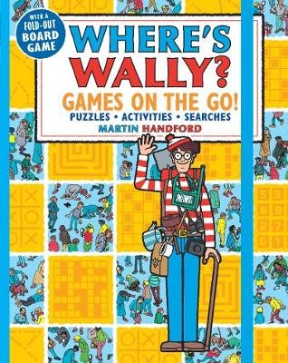 Where's Wally? Games on the Go! Puzzles, Activities & Searches - pr_121182