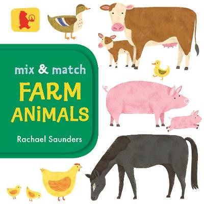 Mix and Match: Farm Animals -