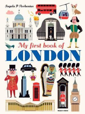 My First Book of London - pr_323460
