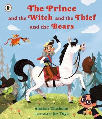 The Prince and the Witch and the Thief and the Bears - pr_2151