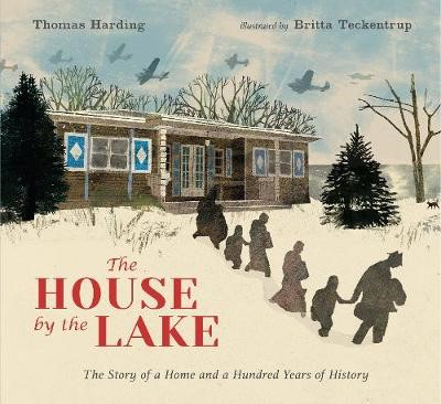The House by the Lake: The Story of a Home and a Hundred Years of History - pr_1791590