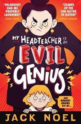 My Headteacher Is an Evil Genius - pr_1803133