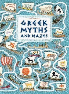 Greek Myths and Mazes -