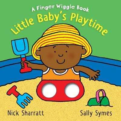 Little Baby's Playtime: A Finger Wiggle Book -