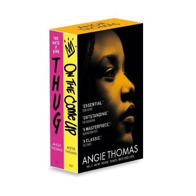 Angie Thomas Collector's Boxed Set - pr_281207