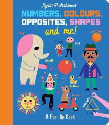 Numbers, Colours, Opposites, Shapes and Me! - pr_1791644