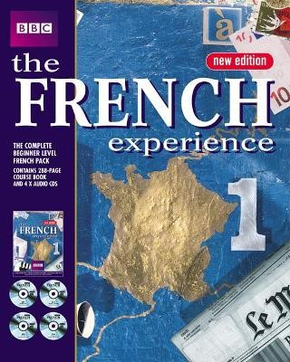 French Experience 1: language pack with cds - pr_17856