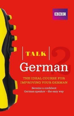 Talk German 2 (Book/CD Pack) - pr_286431