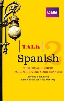 Talk Spanish 2 (Book/CD Pack) - pr_291664