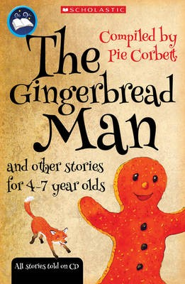 The Gingerbread Man and other stories for 4 to 7 year olds - pr_38091