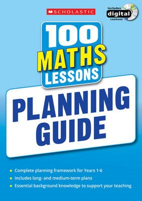 100 Maths Lessons: Planning Guide - pr_38098