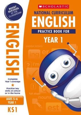 National Curriculum English Practice Book for Year 1 - pr_312779