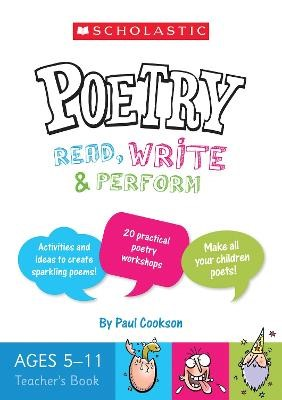 Poetry Teacher's Book (Ages 5-11) - pr_38108