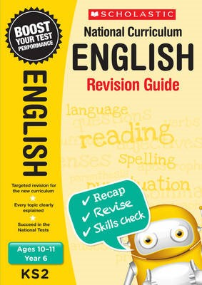 English Revision Guide - Year 6 - pr_38120